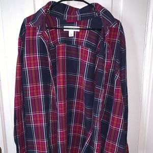 Pure Energy 3x Oversized Flannel